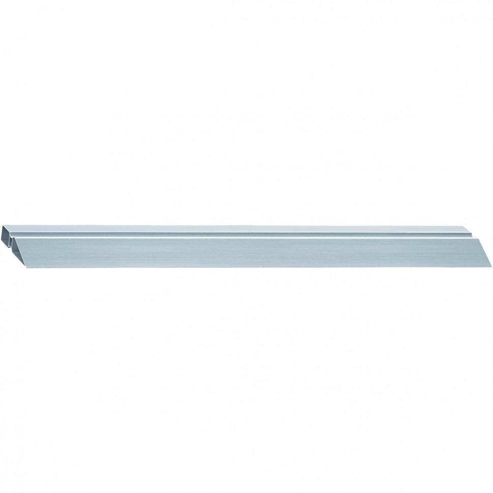 Правило алюминиевое, двойной захват, 2 ребра жесткости, L-3,0 м. MATRIX