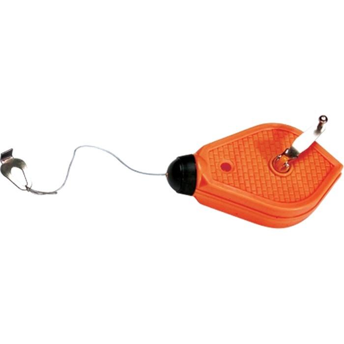 Шнур разметочный, 15 м, пластмассовый корпус. SPARTA