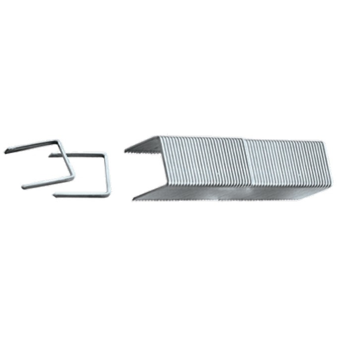 Скобы, 14 мм, для мебельного степлера, заостренные, тип 53, 1000 шт Matrix