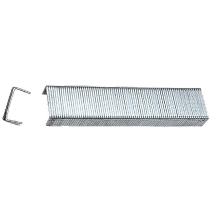 Скобы, 10 мм, для мебельного степлера, закаленные, тип 53, 1000 шт Matrix Master