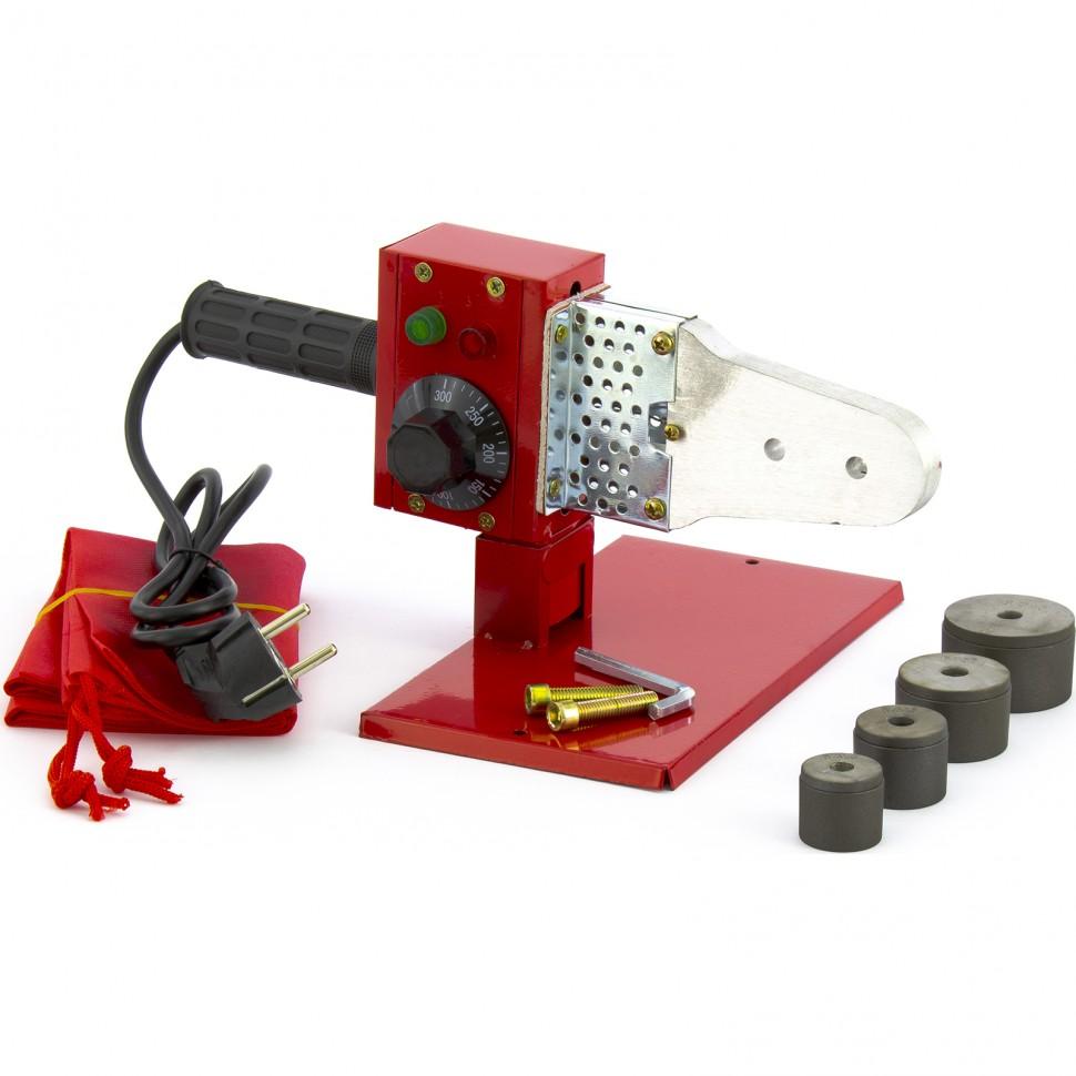 Аппарат для сварки пластиковых труб K W 600, 600 Вт, 300 °C, 20-25-32-40 мм, блистер. Kronwerk
