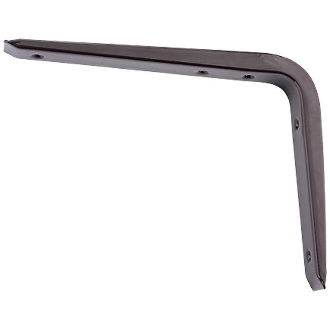 Кронштейн стальной, 200 х 250 мм, коричневый Сибртех