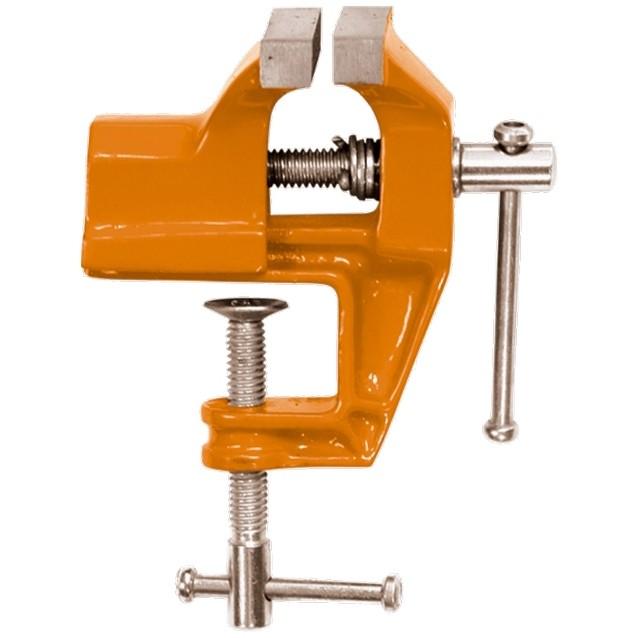 Тиски, 40 мм, крепление для стола. SPARTA