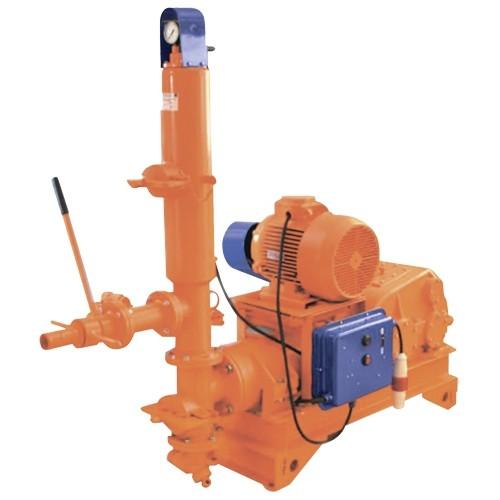 Растворонасос поршневой РНП-2500, 2,5 м3/ч, 3 кВт, 380 В, 1,57 МПа, подача: гор/вер 100/30 м