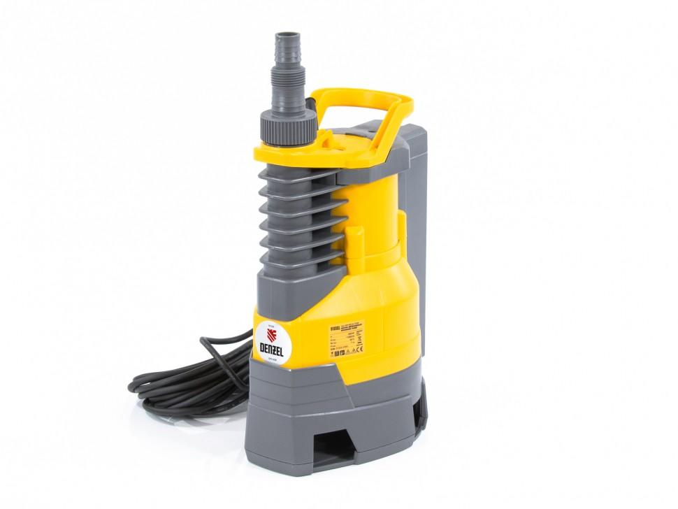 Дренажный насос DPХ650, Х-Pro, 650 Вт, подъем 7 м, 11500 л/ч Denzel