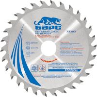 Пильный диск по дереву 230 x 32/30мм, 24 твердосплавных зуба БАРС