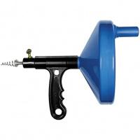 Трос для прочистки труб, L - 3,3 м, D - 6 мм, пластмассовый корпус СИБРТЕХ