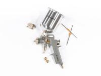 Краскораспылитель пневмат. с верхним бачком V= 0,6 л + сопла диаметром 1.2, 1.5 и 1.8 мм MATRIX
