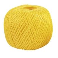 Шпагат полипропиленовый желтый 110 м 800 текс Россия Сибртех