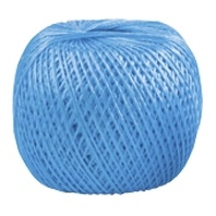 Шпагат полипропиленовый синий 110 м 800 текс Россия Сибртех