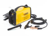 Аппарат инверторный дуговой сварки ММА-160ID, 160 А, ПВР 60 %, D электрода 1,6-3,2 мм, провод 2 метра DENZEL