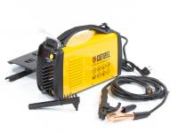 Аппарат инверторный дуговой сварки ММА-200ID, 200 А, ПВР 60%, D электрода 1,6-5 мм, провод 2 метра DENZEL
