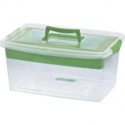 Контейнер для хозяйственных нужд с лотком, 9 литров Сибртех