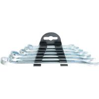 Набор ключей комбинированных, 6 - 17 мм, хромированные, 6 шт. SPARTA