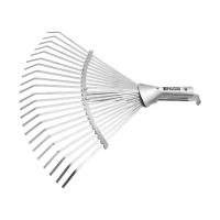 Грабли веерные 22 зуба, без черенка, раздвижные, 270-460 мм PALISAD