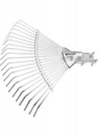 Грабли веерные 22 зуба, без черенка, регулируемые PALISAD