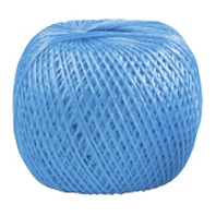Шпагат полипропиленовый синий 400 м 1200 текс СИБРТЕХ Россия