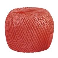 Шпагат полипропиленовый красный 60м 800 текс Россия Сибртех