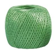 Шпагат полипропиленовый зеленый 60м 800 текс Россия Сибртех