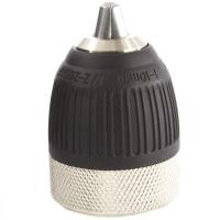 Патрон для дрели быстрозажимной c autolock 1–10 мм – 1/2