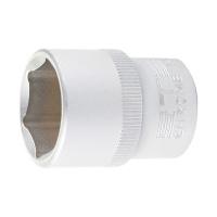 Головка торцевая, 24 мм, 6-гранная, CrV, под квадрат 1/2