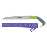Ножовка садовая, 300 мм, 2-х компонентная рукоятка + ножны, подвес для поясного ремня PALISAD