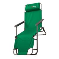 Кресло-шезлонг двухпозиционное 156*60*82cm PALISAD Camping