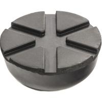 Резиновая опора для подкатного домкрата универсальная, D=89 mm, d=60 mm, H=35 mm MATRIX
