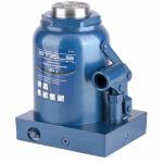 Домкрат гидравлический бутылочный, 30 т, h подъема 244–370 мм STELS