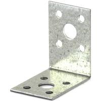 Крепежный уголок 2,0 мм, КU 50x50x35 мм// СИБРТЕХ//Россия